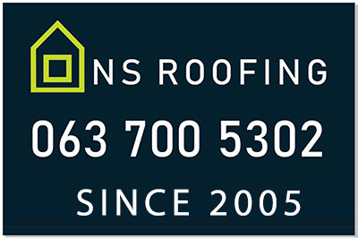 NS Roofing Logo